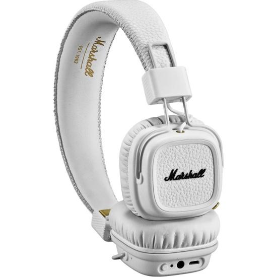 M Bel Marshall наушники marshall major ii bluetooth white купить в интернет магазине онлайн трейд ру