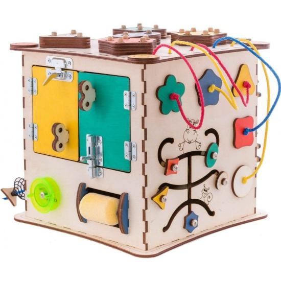 Бизи-куб IWOODPLAY (без света), igk-01-01 — купить в ...