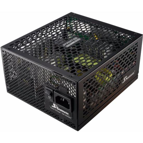 Блок питания SeaSonic 600W Prime Fanless Titanium (SSR-600TL) — купить в интернет-магазине ОНЛАЙН ТРЕЙД.РУ