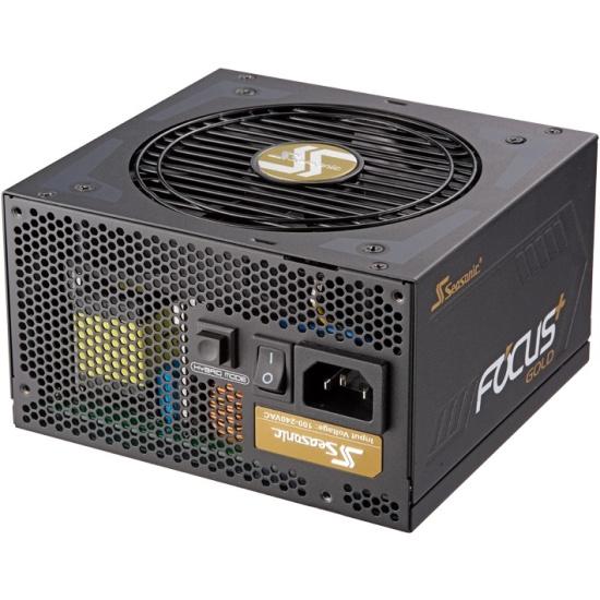 Блок питания Seasonic SEASONIC Focus Plus SSR-750FX ATX 750W Gold — купить в интернет-магазине ОНЛАЙН ТРЕЙД.РУ