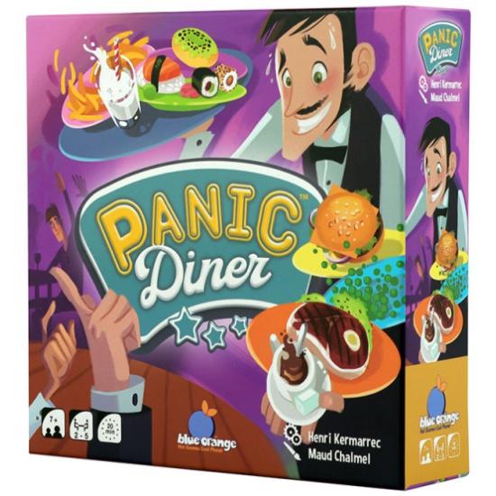 Настольная игра BLUE ORANGE Паника в кафе (Panic Diner) — купить в интернет-магазине ОНЛАЙН ТРЕЙД.РУ