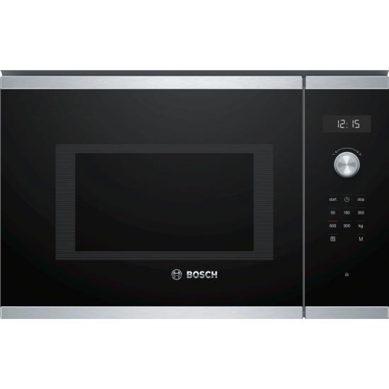 Микроволновая печь встраиваемая Bosch BFL554MS0 — купить в интернет-магазине ОНЛАЙН ТРЕЙД.РУ