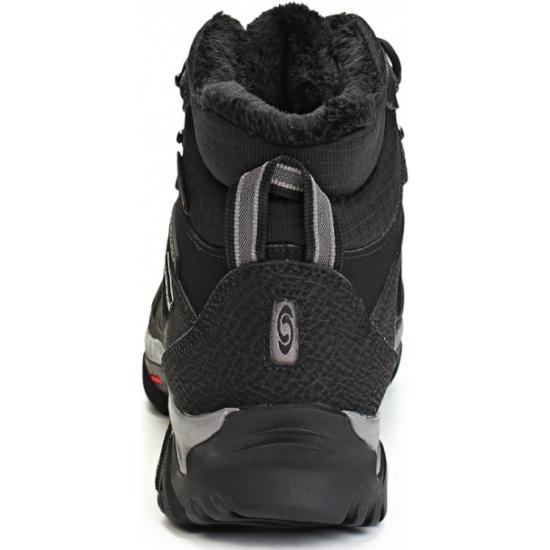 28fba334 Ботинки SALOMON ELBRUS WP M L10875100 мужские, цвет черный, рус. размер 41  Изображение