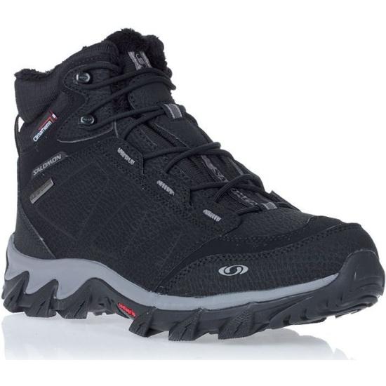 86b59a0b Ботинки SALOMON ELBRUS WP M L10875100 мужские, цвет черный, рус. размер 44,