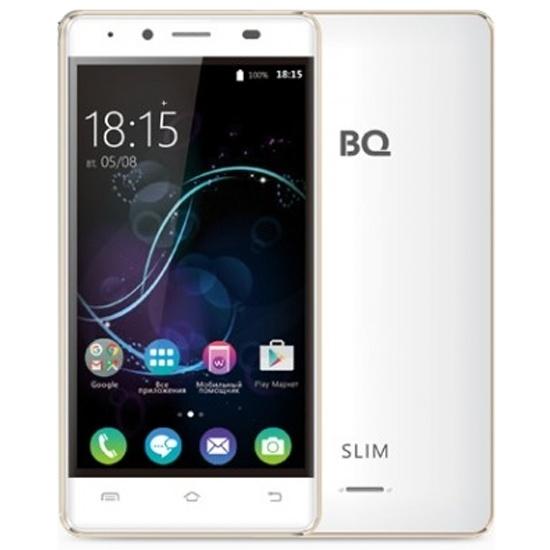 c562b93d1db15 Смартфон BQ BQS-5060 Slim White - купить в интернет магазине с доставкой,  цены
