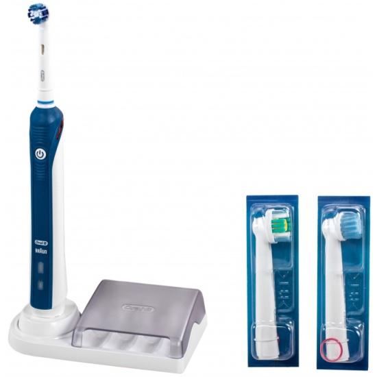 Зубная щётка электрическая Oral-B Professional Care 3000 D20.535.3 (D-19.525 a094d31a43a2f