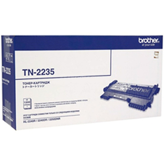 �����-�������� Brother TN-2235 ��� HL2240/2240D/2250DN/DCP7060/7065/7070/MFC7360/7860 �� 1200���