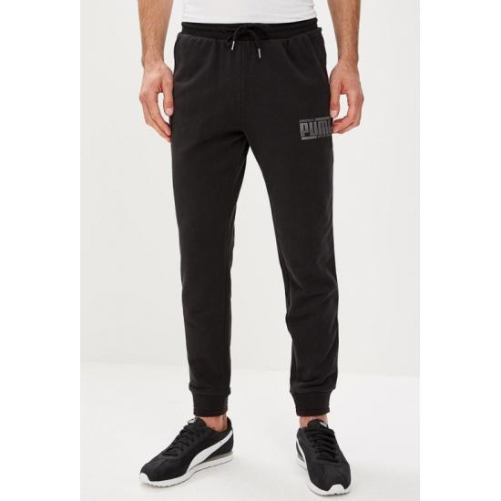 dcd7d28b8666 Спортивные брюки PUMA 85232401 Athletics Pants FL cl мужские, цвет черный,  ...