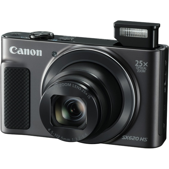 Цифровой фотоаппарат Canon PowerShot SX620 HS Black — купить в интернет-магазине ОНЛАЙН ТРЕЙД.РУ