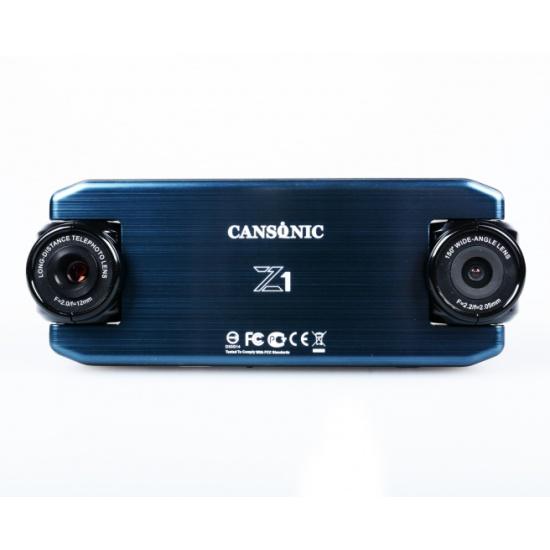 Видеорегистратор CANSONIC Z1 ZOOM GPS - фото 2