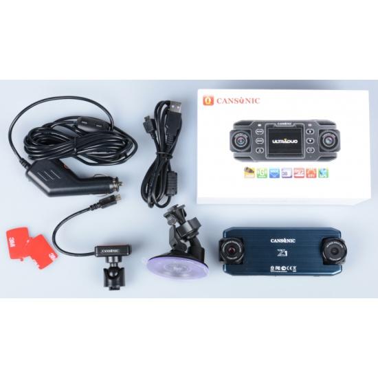Видеорегистратор CANSONIC Z1 ZOOM GPS - фото 10