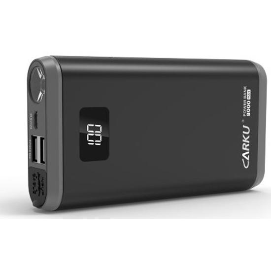 Пуско-зарядное устройство CARKU Powerbank 8000 Plus- купить по выгодной цене в интернет-магазине ОНЛАЙН ТРЕЙД.РУ Санкт-Петербург