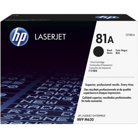 Картридж HP CF281A для LJ PRO M604, M605, M606, M630 — купить в интернет-магазине ОНЛАЙН ТРЕЙД.РУ