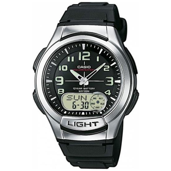 Наручные часы CASIO AQ-180W-1B CASIO COLLECTION- купить по выгодной цене в интернет-магазине ОНЛАЙН ТРЕЙД.РУ Санкт-Петербург