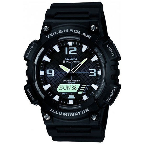 Наручные часы CASIO AQ-S810W-1A CASIO COLLECTION- купить по выгодной цене в интернет-магазине ОНЛАЙН ТРЕЙД.РУ Санкт-Петербург