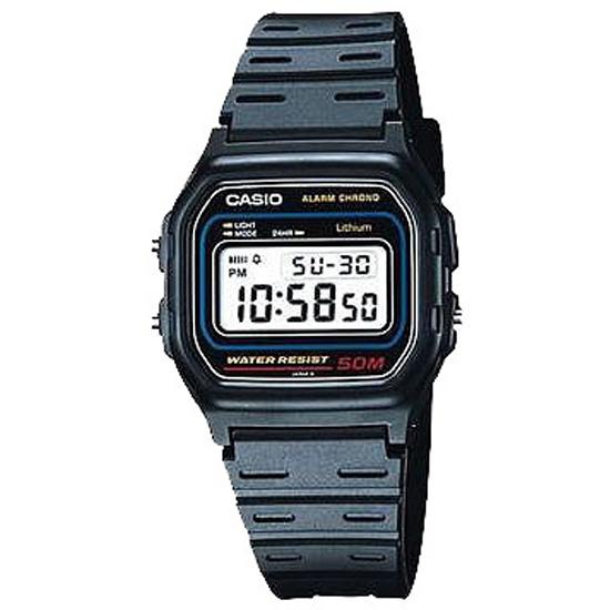 Наручные часы CASIO W-59-1 CASIO COLLECTION — купить в интернет-магазине ОНЛАЙН ТРЕЙД.РУ