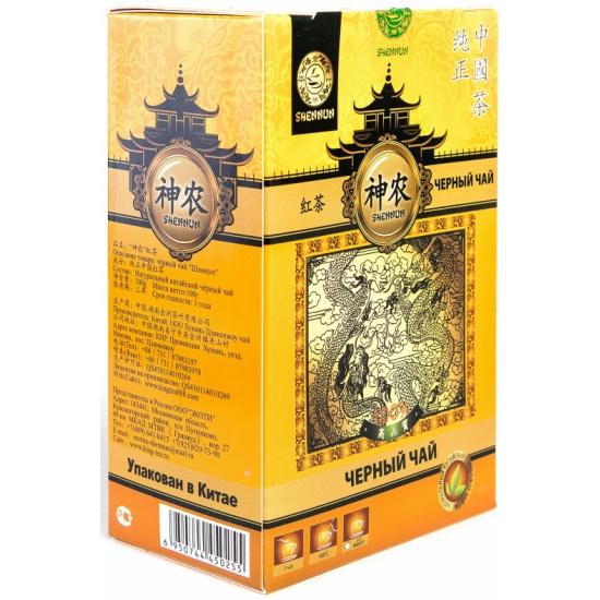 чай крупнолистовой черный купить 1000 гр