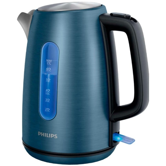 Чайник Philips HD9335/31 2200 Вт белый серый 1.5 л пластик