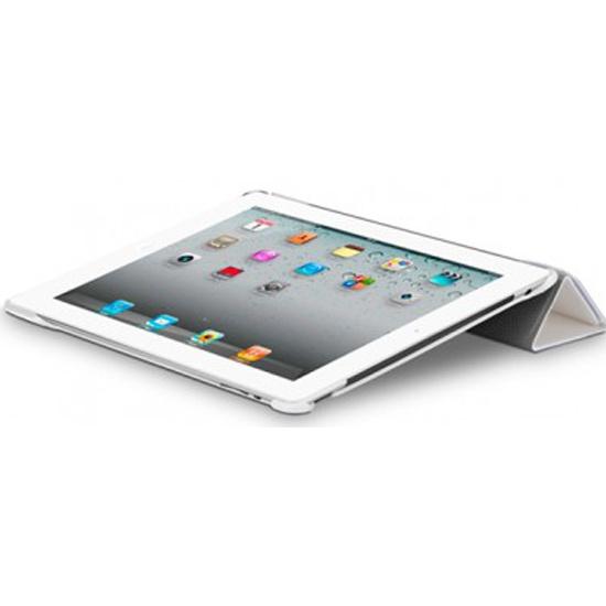 Чехол Deppa подставка Wallet Onzo для Apple iPad mini 3/2 c тиснением темно-серый Deppa
