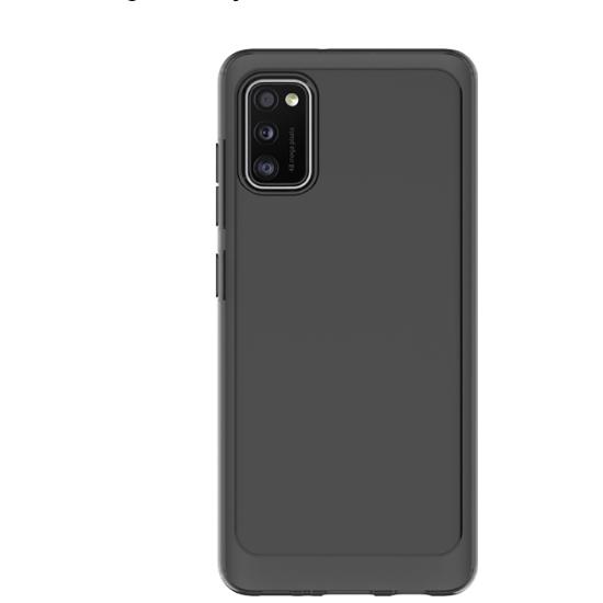 Чехол-накладка araree для Samsung Galaxy M21 M Cover, чёрный (GP-FPM215KDABR) — купить в интернет-магазине ОНЛАЙН ТРЕЙД.РУ