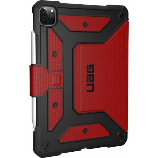 Чехол UAG Metropolis, red - iPad Pro 11 2020 — купить в интернет-магазине ОНЛАЙН ТРЕЙД.РУ