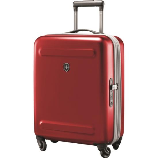 Чемодан VICTORINOX Etherius, красный, 34 л - купить в интернет магазине с  доставкой, 9d42b25a5a8