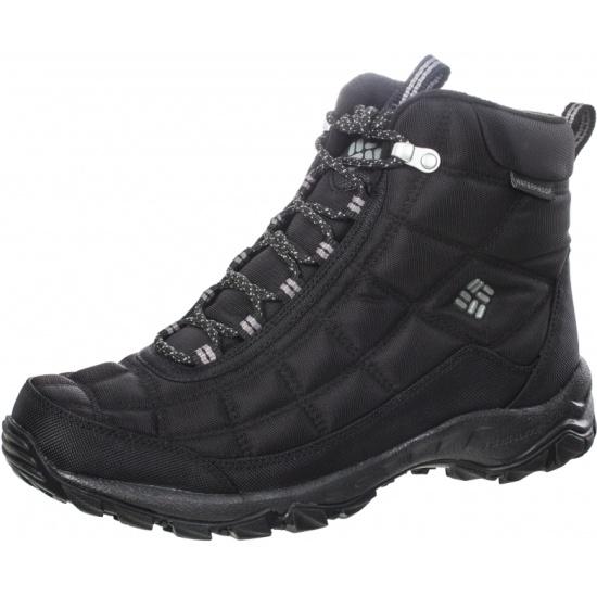 Утепленные ботинки Columbia 1672881 FIRECAMP™ BOOT мужские, цвет черный,  размер 43.5 80df42b8713