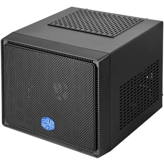 Корпус Cooler Master Elite 110 black Mini-ITX RC-110-KKN2 — купить в интернет-магазине ОНЛАЙН ТРЕЙД.РУ