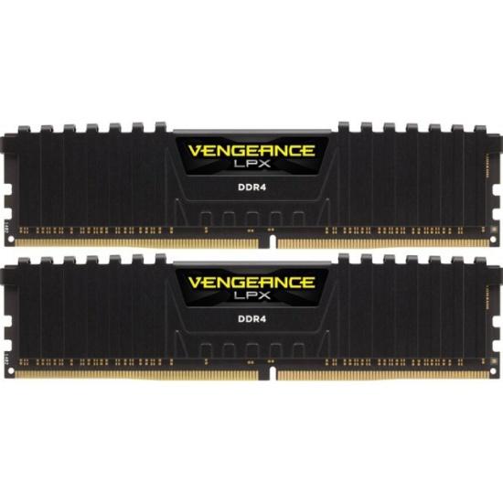 Оперативная память Corsair DDR4 32Gb (2x16Gb) 4000MHz pc-32000 Vengeance LPX (CMK32GX4M2F4000C19)- купить по выгодной цене в интернет-магазине ОНЛАЙН ТРЕЙД.РУ Уфа