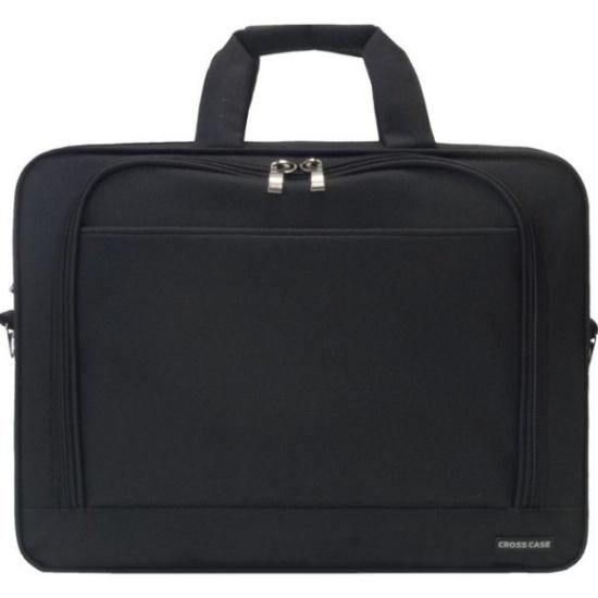 ... Сумка для ноутбука Cross Case CC15-004, чёрная Изображение 2 - купить в  интернет ... 28904f9bb9b