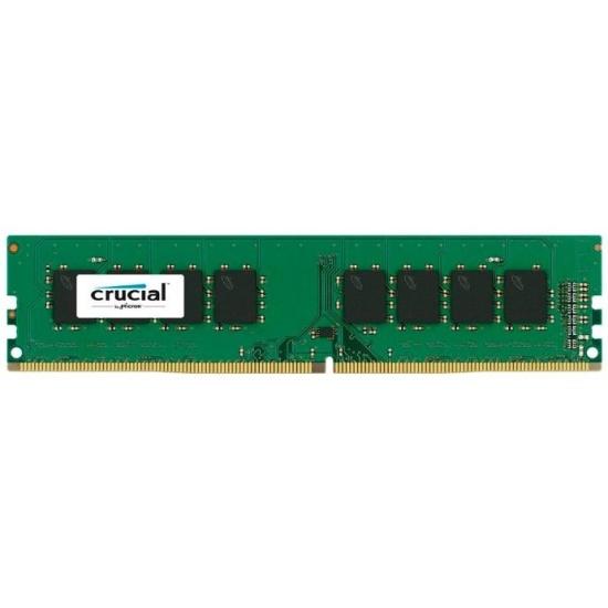 Оперативная память Crucial DDR4 4Gb 2666MHz pc-21300 (CT4G4DFS8266) - купить с доставкой по России, цены, описание, характеристики, отзывы.