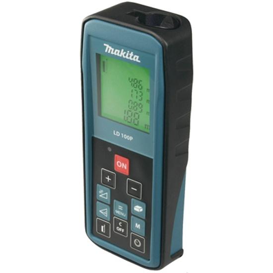 Дальномер лазерный MAKITA LD100P — купить в интернет-магазине ОНЛАЙН ТРЕЙД.РУ
