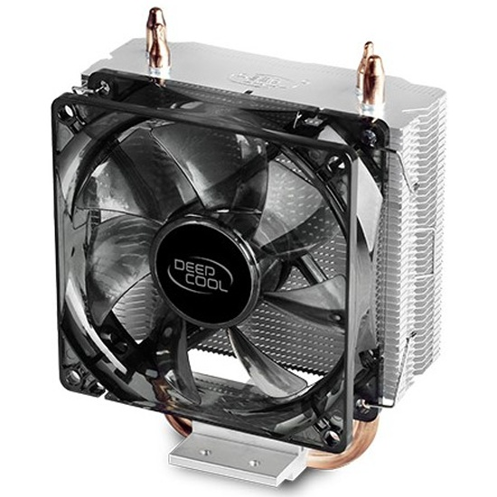 Кулер для процессора DEEPCOOL GAMMAXX 200 V2 GAMMAXX200V2 - низкая цена, доставка или самовывоз по Калуге. Кулер для процессора DEEPCOOL GAMMAXX 200 V2 купить в интернет магазине ОНЛАЙН ТРЕЙД.РУ