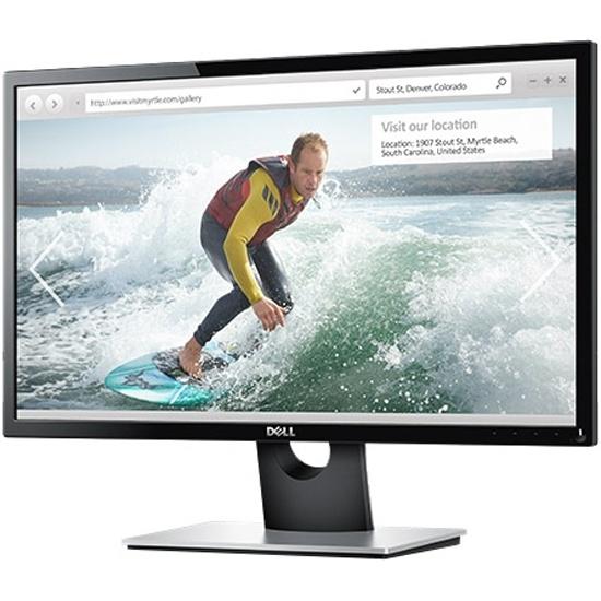 Монитор Dell SE2416H, 23.8, Black — купить в интернет-магазине ОНЛАЙН ТРЕЙД.РУ