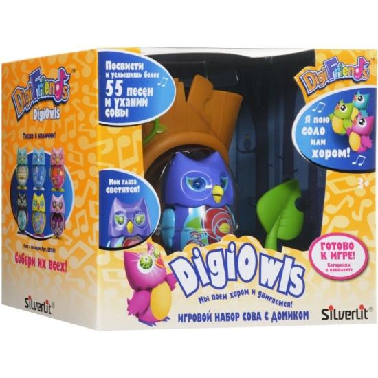 Интерактивная игрушка DigiBirds