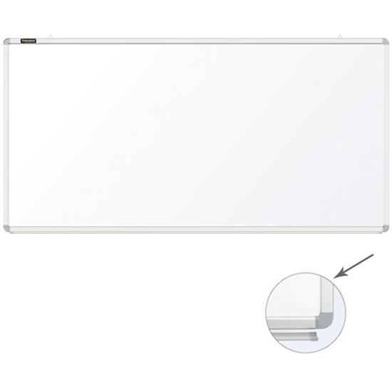 cb26fb719926 Доска магнитно-маркерная Brauberg 90х180 см, улучшенная алюминиевая рама  Изображение 1 - купить в ...