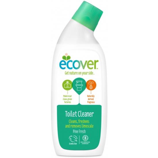Экологическое средство для чистки сантехники ECOVER с сосновым ароматом, 750 мл - купить в интернет магазине с доставкой, цены, описание, характеристики, отзывы