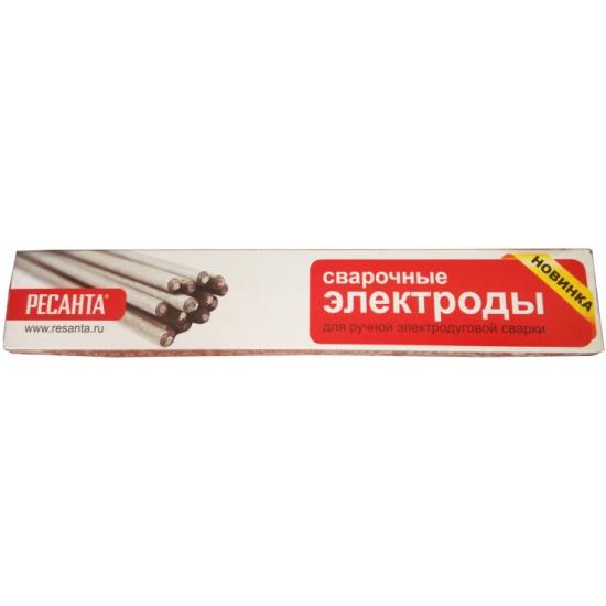 Электроды сварочные Ресанта МР-3 Ф2,5, пачка 3 кг — купить в интернет-магазине ОНЛАЙН ТРЕЙД.РУ