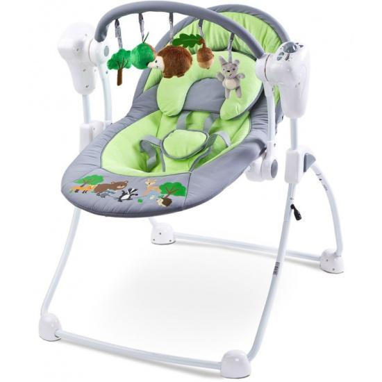 920cb85017a1 Электронные качели CARETERO FOREST GREEN зеленый Изображение 1 - купить в  интернет магазине с доставкой, ...