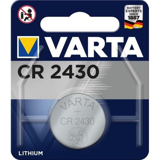 Элемент питания VARTA CR2430 Lithium — купить в интернет-магазине ОНЛАЙН ТРЕЙД.РУ
