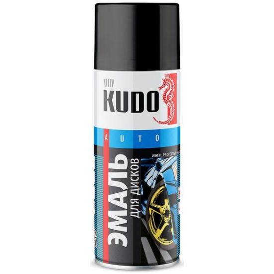 Эмаль Для дисков болотная , 520 мл, KUDO KU-5204- купить по выгодной цене в интернет-магазине ОНЛАЙН ТРЕЙД.РУ Тула