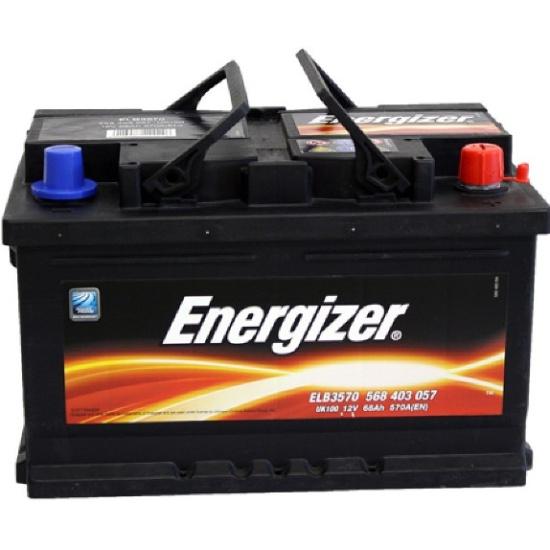 Аккумулятор ENERGIZER E-LB3 570 568 403 057 обратная полярность 68 Ач — купить в интернет-магазине ОНЛАЙН ТРЕЙД.РУ