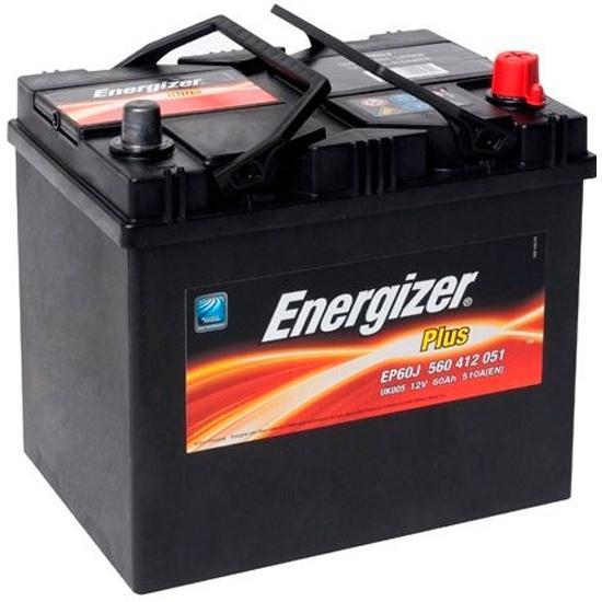 Аккумулятор ENERGIZER Plus EP60J 560 412 051 обратная полярность 60 Ач 560 412 051 EP60J - купить по выгодной цене в интернет-магазине ОНЛАЙН ТРЕЙД.РУ Санкт-Петербург