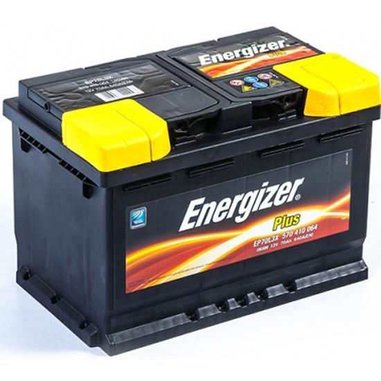 Аккумулятор ENERGIZER PLUS EP70L3X 570 410 064 640А прямая полярность 70 Ач — купить в интернет-магазине ОНЛАЙН ТРЕЙД.РУ