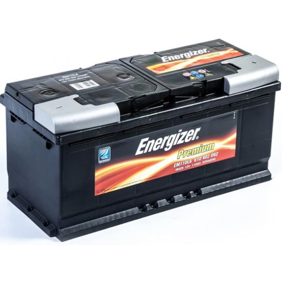 Аккумулятор ENERGIZER Premium EM110-L6 610 402 092 обратная полярность 110 Ач — купить в интернет-магазине ОНЛАЙН ТРЕЙД.РУ