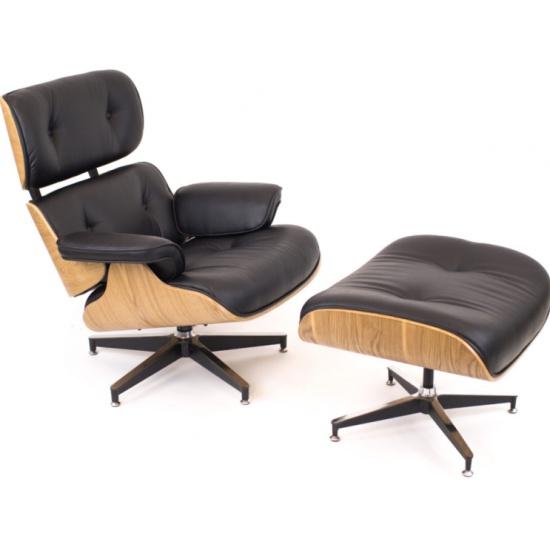 Кресло (реклайнер) Everprof Relax экокожа черный — купить в интернет-магазине ОНЛАЙН ТРЕЙД.РУ