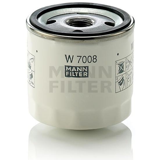 Фильтр масляный MANN-FILTER W 7008 — купить в интернет-магазине ОНЛАЙН ТРЕЙД.РУ