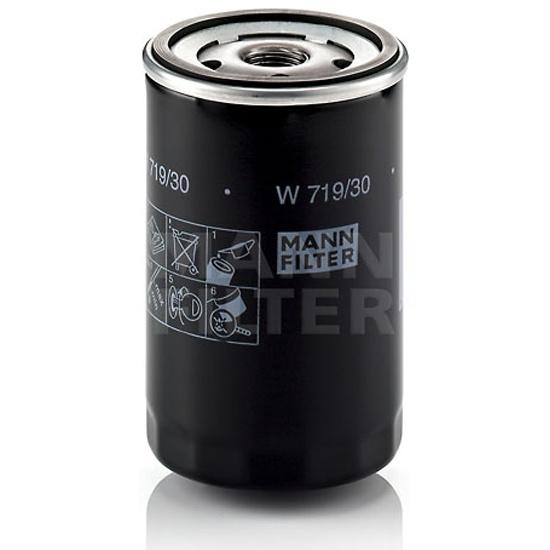 Фильтр масляный MANN-FILTER W 719/30- купить по выгодной цене в интернет-магазине ОНЛАЙН ТРЕЙД.РУ Тула