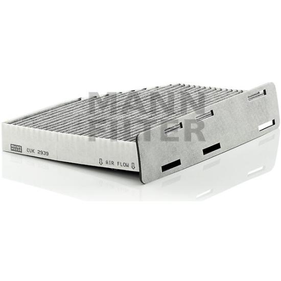 Фильтр салонный угольный MANN-FILTER CUK 2939 — купить в интернет-магазине ОНЛАЙН ТРЕЙД.РУ