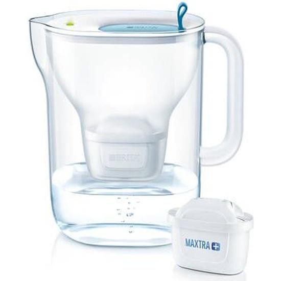 Фильтр для воды BRITA Style XL MX+ LED Синий (3.6л) — купить в интернет-магазине ОНЛАЙН ТРЕЙД.РУ